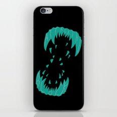 Big Alien Gorilla-Wolf Mother... iPhone & iPod Skin