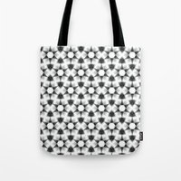 metallic Tote Bags featuring metallic by clemm