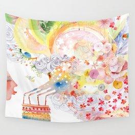I WISH Wall Tapestry