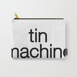 Tin Machine Carry-All Pouch