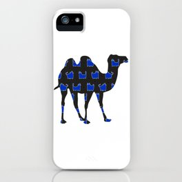 Camel 151 iPhone Case