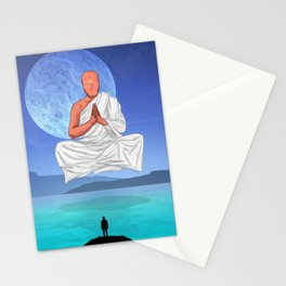 Water Chakra. Stationery Cards