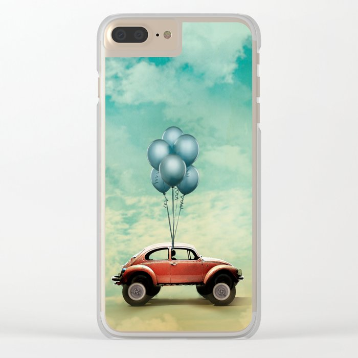 special delivery Clear iPhone Case