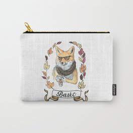 Basic fox Carry-All Pouch