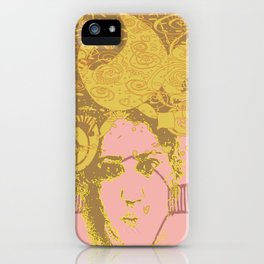 Mind is a Gold Mine iPhone Case