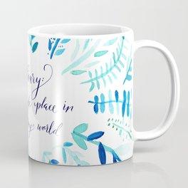 Sanctuary - Inspirational Quote Coffee Mug