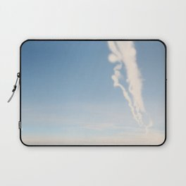 Chem Trails Laptop Sleeve