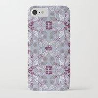 hibiscus iPhone & iPod Cases featuring Hibiscus by Azulblau