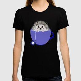 Kosher Chanukah Holiday Hedgehog T-shirt