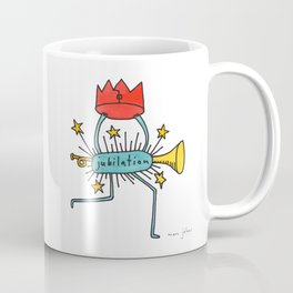 jubilation Coffee Mug