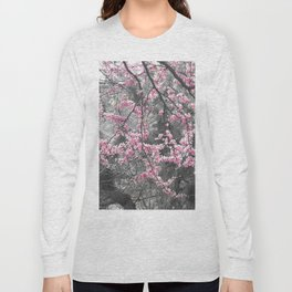 Under The Redbud Tree Long Sleeve T-shirt
