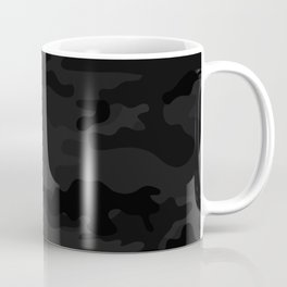 Midnight Camo Coffee Mug