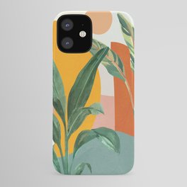 Leaf Design 03 iPhone Case