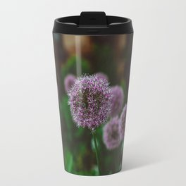 New York Alliums II Travel Mug
