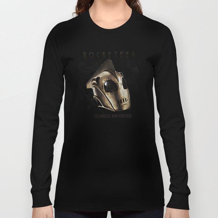 ROCKETEER! Long Sleeve T-shirt