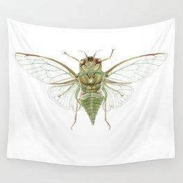 Cicada 2016 Wall Tapestry
