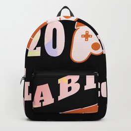 Abitur 2020 Abi graduation examination school Backpack