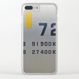 912 Clear iPhone Case