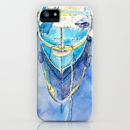 Boats of Italy iPhone Case