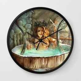 Melusine Wall Clock