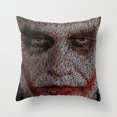 Midnight Toker Throw Pillow