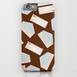 Air Mail iPhone Case