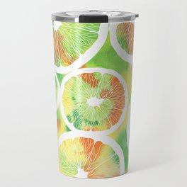 Citrus Surprise Travel Mug