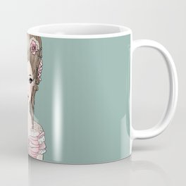 Maiden Rose Coffee Mug