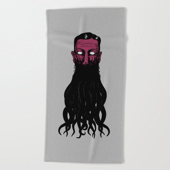 Lovecramorphosis Beach Towel