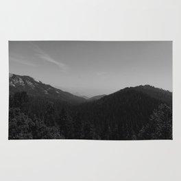 Sequoia National Park II Rug