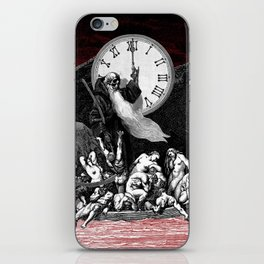 Two Minutes To Midnight iPhone Skin