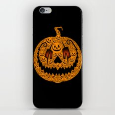 Jack of 1,000 Faces iPhone & iPod Skin