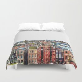 My Amsterdam Duvet Cover