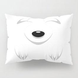 Cute Lazy Sloth Funny Tee Shirt Don't hurry be happy Tees Pillow Sham