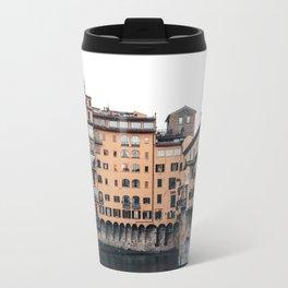 italian Architecture in Florence Travel Mug