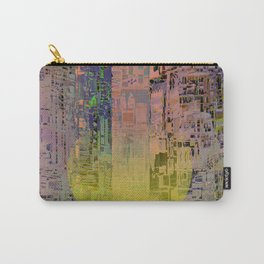 In The Transparent Places Carry-All Pouch