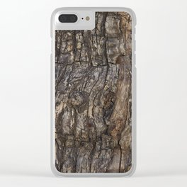 Bark VII Clear iPhone Case