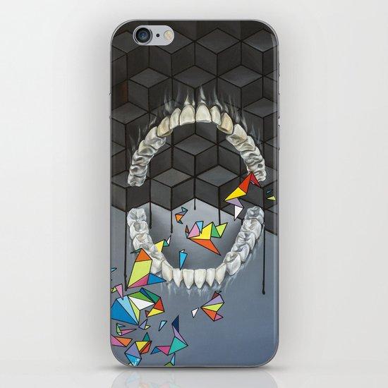 Teeth iPhone & iPod Skin