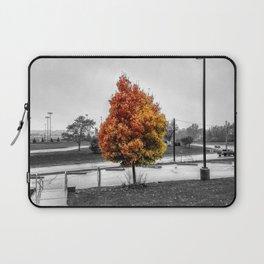Fall Colors - Fall Foliage Photo Laptop Sleeve