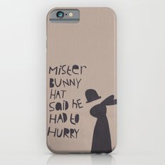 Mister Bunny Hat Slim Case iPhone 6s