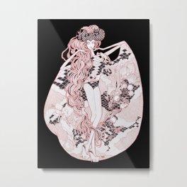 Seven Deadly Indulgences - Acid Metal Print