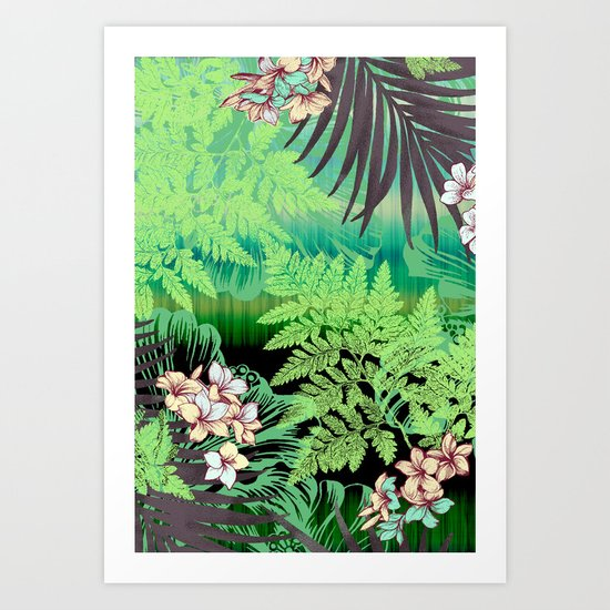 Cool Tranquility Art Print