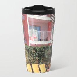 Retro Holiday Travel Mug
