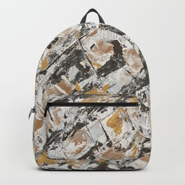 The golden windows Backpack