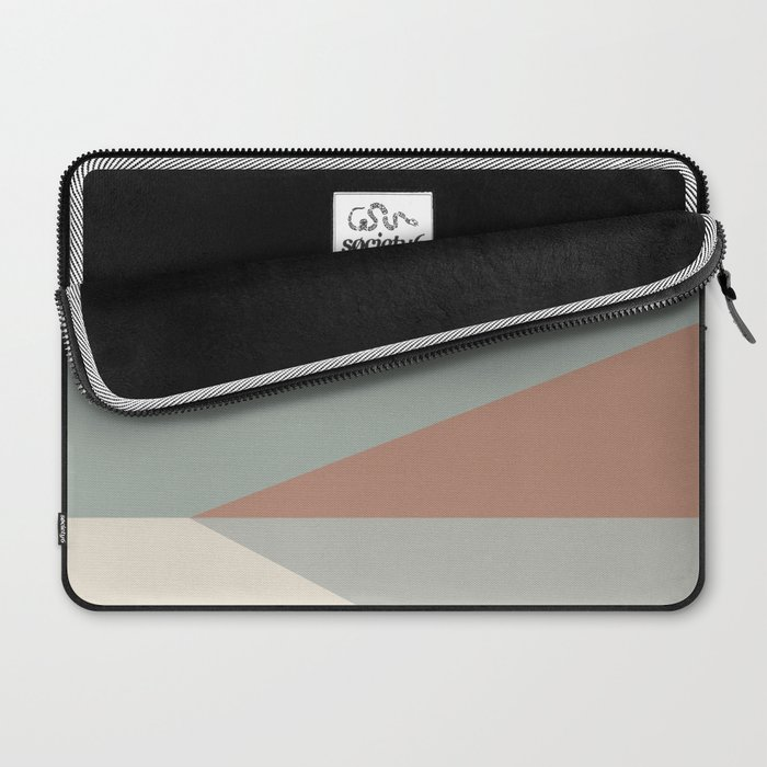 Geometric Landscape 03 Laptop Sleeve