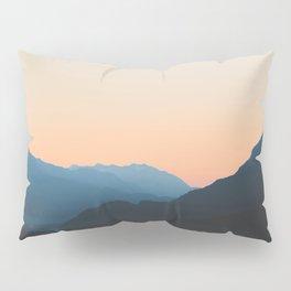 West Coast Sunset Pillow Sham