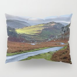 Valley of Rocks. Pillow Sham