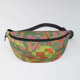 Toxicity QR Fanny Pack