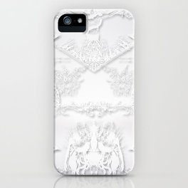 Hindsight - variant iPhone Case