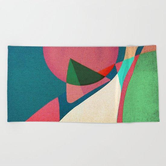 Piccola Barca Beach Towel